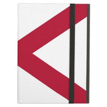 Alabama flag iPad Air case