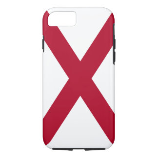 Alabama Flag iPhone 7 case