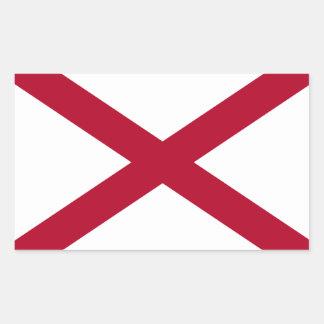 Alabama* Flag Sticker