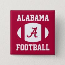 Alabama Football Button