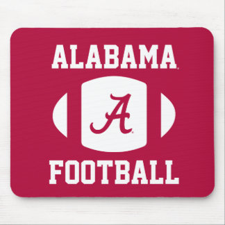 Alabama Football Mouse Pad