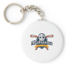 Alabama for Men Women and Kids Keychain