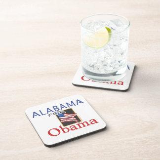 Alabama for Obama Election Coaster