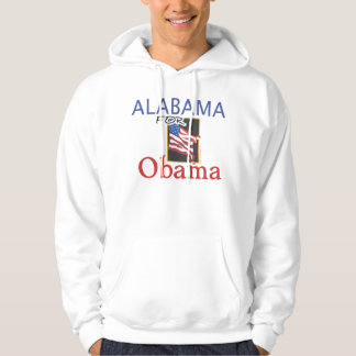 Alabama for Obama Election Pullover