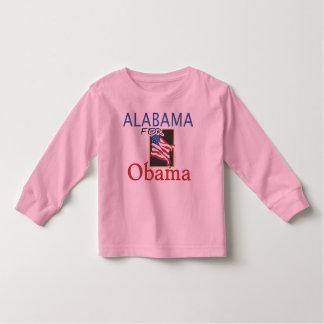 Alabama for Obama Election Toddler T-shirt
