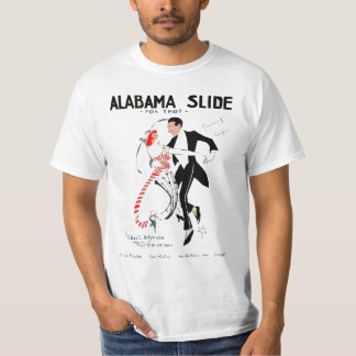 Alabama Fox Trot T-Shirt
