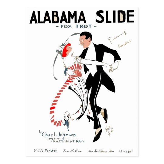 Alabama FoxTrot Postales
