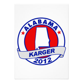 Alabama Fred Karger Announcement