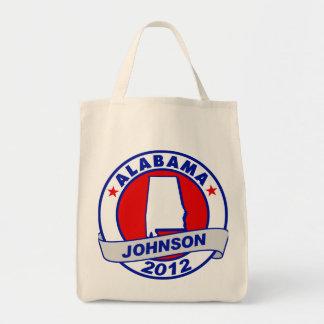 Alabama Gary Johnson Bags