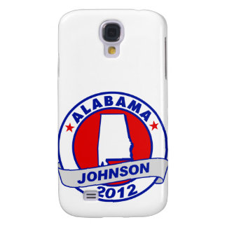 Alabama Gary Johnson Galaxy S4 Covers