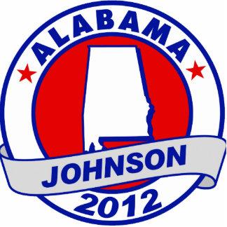 Alabama Gary Johnson Cut Out