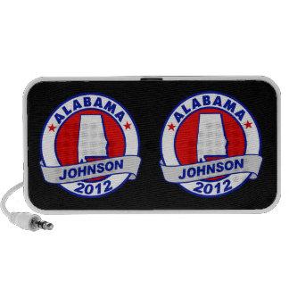 Alabama Gary Johnson Travelling Speaker