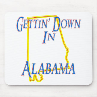 Alabama - Getting abajo Tapetes De Raton