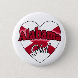 Alabama Girl Button