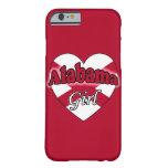 Alabama Girl Funda De iPhone 6 Barely There