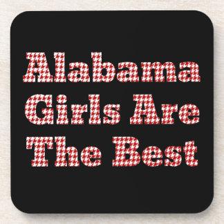 Alabama Girls Are The Best Beverage Coaster
