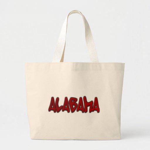 Alabama Graffiti Bags