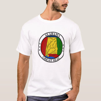 Alabama Great Seal Shirt