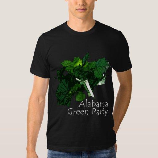 Alabama Green Party T-Shirt