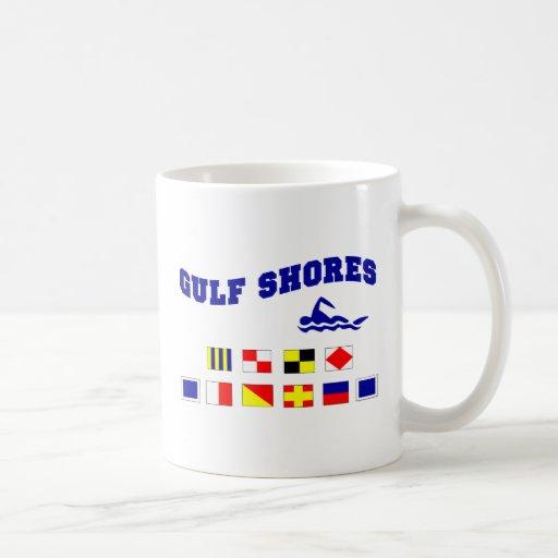 Alabama Gulf Shores 2 Mugs