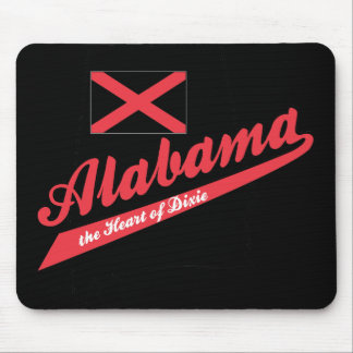Alabama Heart of Dixie! Mouse Pad