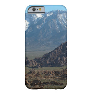 Alabama Hills, Eastern California Barely There iPhone 6 Case