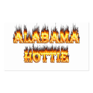 Alabama Hottie Business Card