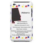 Alabama Information Educational Case-Mate iPod Touch Case