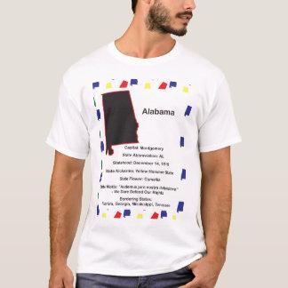 Alabama Information Educational Shirt