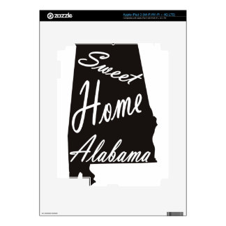 Alabama iPad 3 Skin