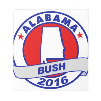 Alabama Jeb Bush 2016.png Bloc De Notas