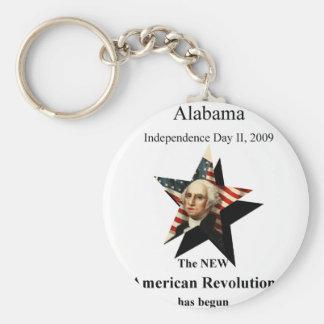 Alabama Keychain