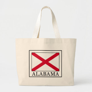 Alabama Large Tote Bag