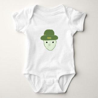 Alabama Leprechaun Baby Bodysuit