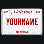 "Alabama License Plate (personalized) Magnet<br><div class=""desc"">Alabama License Plate (personalized)</div>"