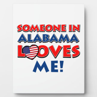 ALABAMA love designs Plaque