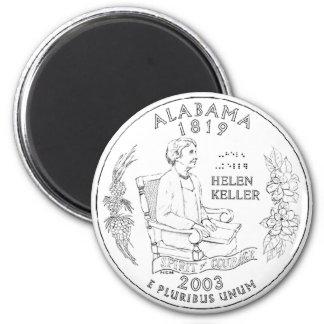 Alabama Fridge Magnets