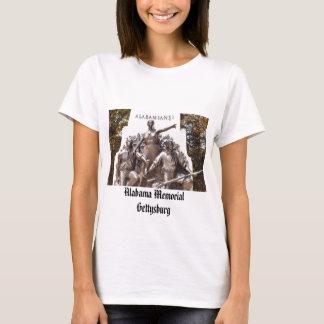 Alabama Memorial Gettysburg PA T-Shirt