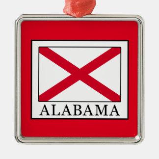 Alabama Metal Ornament