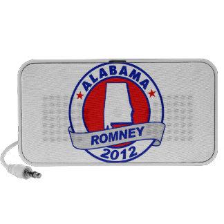 Alabama Mitt Romney PC Speakers