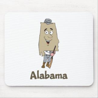 Alabama Mouse Pad