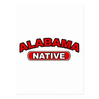 Alabama Native Postcard