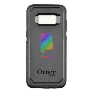 Alabama OtterBox Commuter Samsung Galaxy S8 Case