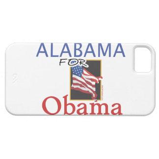 Alabama para la elección de Obama Funda Para iPhone SE/5/5s