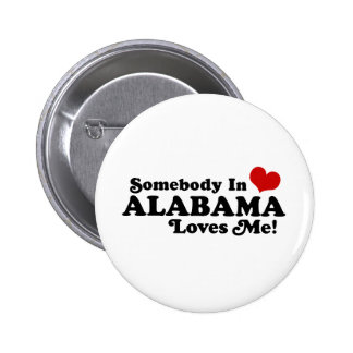 Alabama Pin