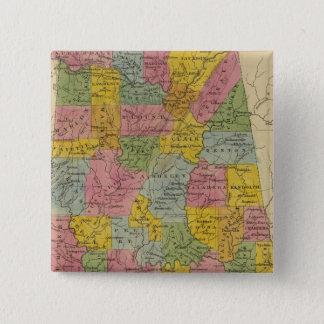 Alabama Pinback Button