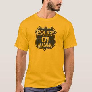 Alabama Police Department Shield 01 T-Shirt