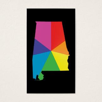 alabama pride business card