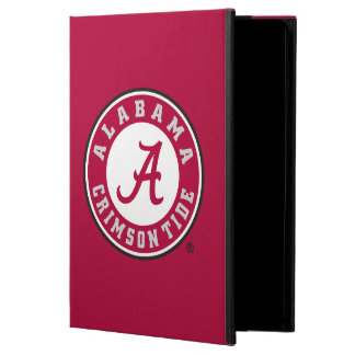 Alabama Primary Mark - Red iPad Air Covers