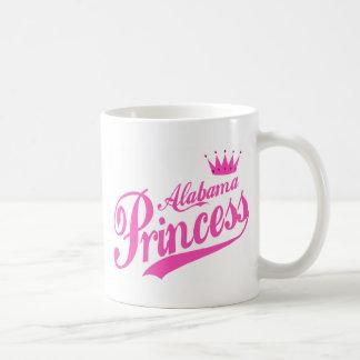 Alabama Princess Coffee Mug